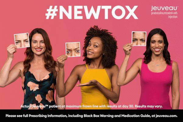 NEWTOX $75 Wrinkle and Line Remover